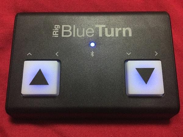 iRig BlueTurn拡大