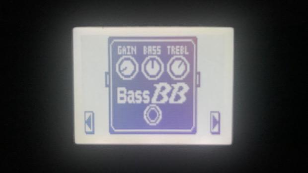 MS-60BのBass BB