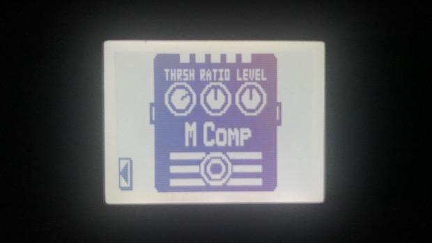 MS-60BのM Comp