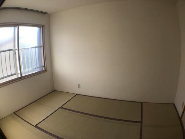 賃貸の6畳の和室