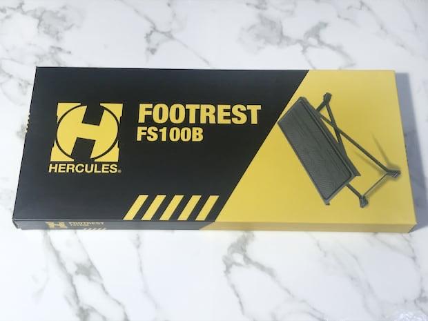 HERCULES FS100Bの箱